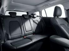 Ny Ford Focus bagsæder