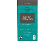 Green & Black's Sea Salt Dark