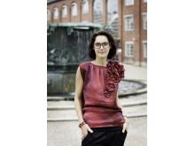 Danica Kragic, professor inom datalogi och robotik på KTH, deltar i Music Tech Fest.
