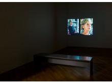 Fiona Tan. Tidens geografi. Installasjonsfoto, Nasjonalmuseet, 2015.