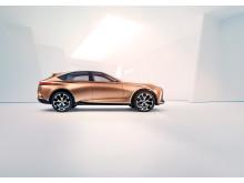 Lexus LF-1 Limitless är namnet på en ny konceptbil från Lexus
