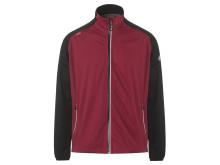 M Hurricane Jacket Rumba Red Front - Cross Sportswear