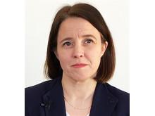 Emma Lennartsson tf regiondirektör Region Uppsala