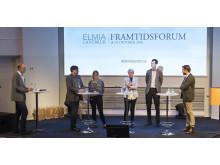 Elmia Lantbruk Framtidsforum.