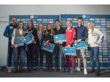 DNB stipendvinnere 2015