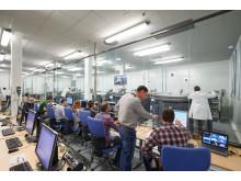 HP 3D PRINTING LAB  med ansatte