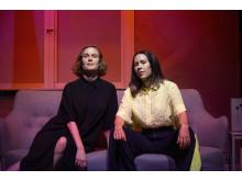 Helena Sandström Cruz och Isabel Cruz Liljegren