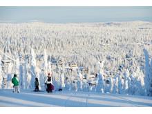 Ruka in Kuusamo, Lapland