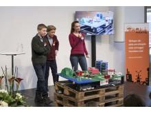 Viktor Rydbergs Samskola, vinnare i Future City 2013