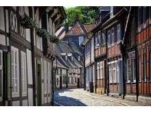 Goslar, gamleby