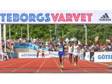 Abraham Adhanom - svensk mästare halvmaraton 2016
