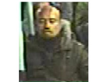 Bus sexual assault - Suspect pic one