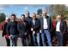 Nye Øygarden team