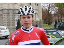 Rasmus Tiller før Paris-Roubaix