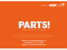 PARTS! - Poster