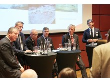 Strategien für die Energiewende - Entscheidungsträger auf dem 20. Deutsch Norwegischen Energieforum
