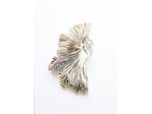 """Big White Seaanemone"" by Flora Vagi"