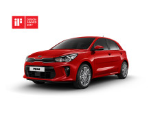 Kia Rio vinner iF Design Award 2017