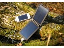 Solcelle Oplader Delux