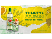 Havana Club Verde eröffnet neue Horizonte weit über die Rum-Kategorie hinaus.