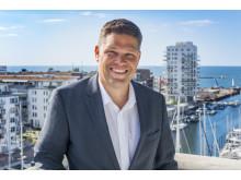 Johan Glennmo, CEO of Danir, owner of Sigma Group
