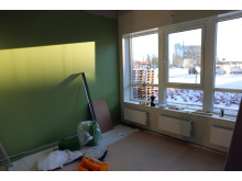 Verksamhetens nya lokaler på förskolan Björkbacken