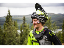 Åkare i Lofsdalen Bike Park