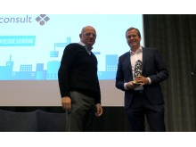 Norconsult awarded GeoBIM Leadership Award Digital Innovation_Photo_Geospatialmedia - web