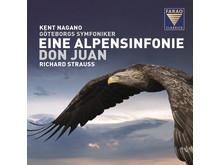 Strauss Eine Alpensinfonie Nagano Göteborgs Symfoniker Farao Classics
