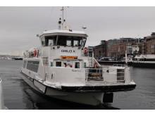 Øybåtene på fossilfri diesel