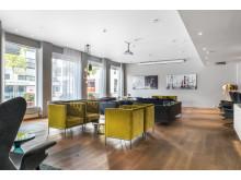 Lobby Quality Hotel Residence
