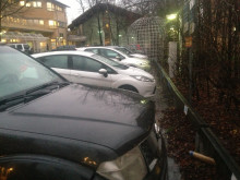 bilparkering