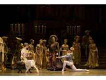 Romeo och Julia från Royal Opera House