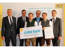 Preisverleihung Bürgerenergiepreis Niederbayern 2017_M. Miedl