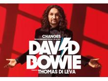 """Changes"" - David Bowie tolkad av Thomas Di Leva"