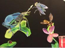 Konstkryp och fantasifulla insekter
