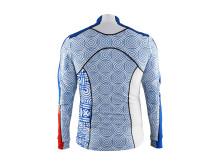 Finnish national biathlon team - 'hannunvaakuna' racing suit Top B