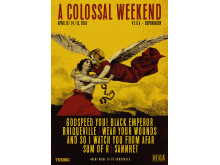 A Colossal Weekend poster
