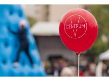 Vällingby Centrum ballong