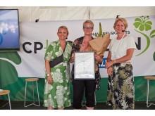 Bente Yde Enert, Radsted Gartneri og Charlotte Garby