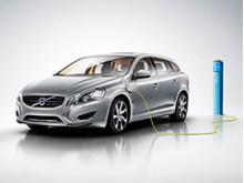 Volvo V60 Hybrid small