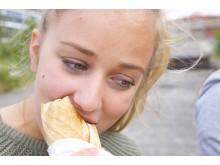 Falafel - gränsöverskridande, grön fast food som alla kan gilla