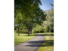 Centralparken, Täby