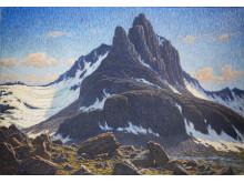 PA Persson, Det svarta templet, ca 1900