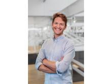 Alexander Landborn, hållbarhetsexpert LINK arkitektur