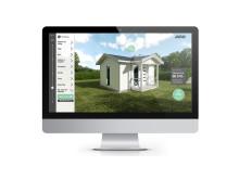 JABO Studio konfiguration av friggebod