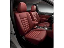 Mitsubishi Outlander PHEV Concept-S interiör