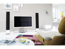 Loewe Connect LED TV på gulvstand