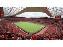 Emirate Stadium Arsenal's home stadium