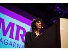Navi Pillay, Mänskliga Rättighetsdagarna 2015